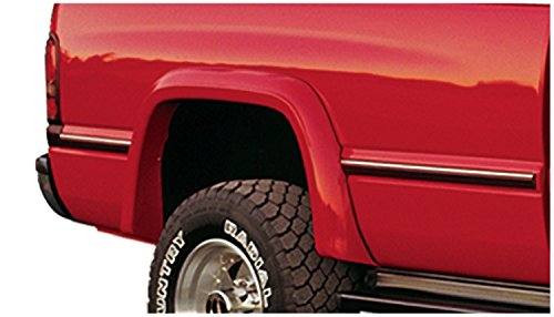 Bushwacker 50010-11 Dodge Extend-A-Fender Flare - Rear Pair