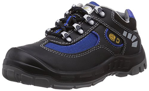 S3 Adulte blau schwarz Chaussures Mixte De Schwarz Sécurité Jazek Wortec 4wqSR