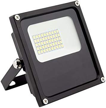 Foco Proyector LED SMD Slim 20W 120lm/W Blanco Frío 6000k-6500K ...