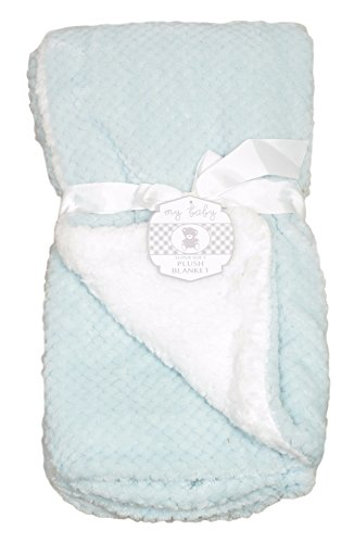 sam-salem-sons-soft-plush-baby-blanket-embossed-jacquard-fleece-reverse-warm-sherpa-throw-bed-blue-3