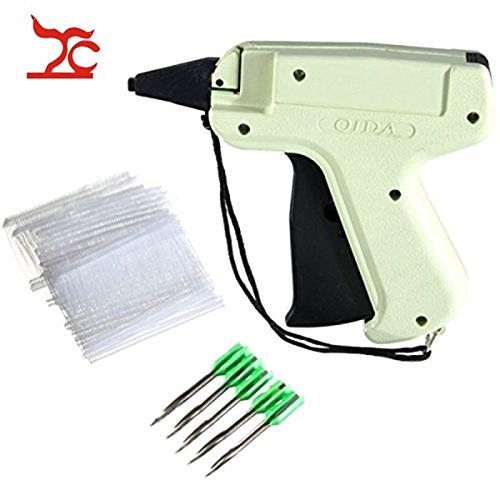 Regular Garment Price Label Tag Tagging Gun with 1000 2.5