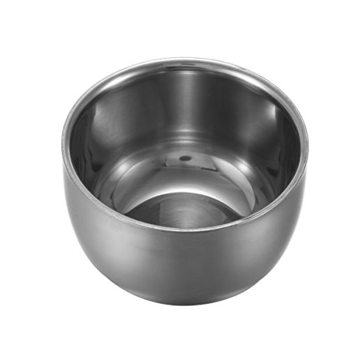 Stainless Steel Shaving Brush Bowl Face Cleaning Shave Cream Cup For Shave Brush Male Face Crabtree Evelyn Essential Oils