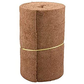Amazon Com Sanmubo Coco Liner Bulk Roll Coco Fiber Roll With 24inch Width And 33inch Lenth For Home Garden Wedding Industrial Scientific