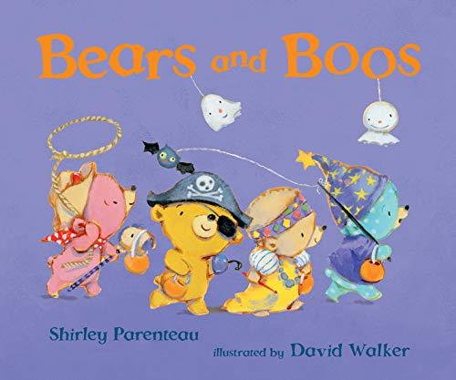 Book Cover: Bears and Boos