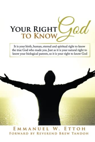 Your Right To Know God pdf epub