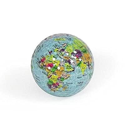 Golf Balls, Nitro Novelty Globe, 3 Pack