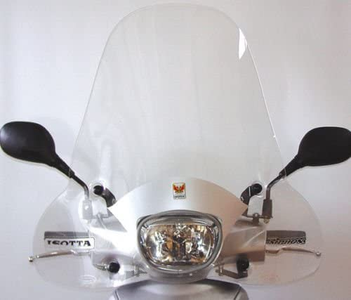 ISOTTA-CLS4154-PARE-BRISE MOYENNE PROTECTION KYMCO LIKE COD.SC2716 2009 50