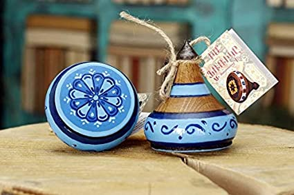 Amazon My Spinning Top Wooden Spintop Spinner Armenian Handmade