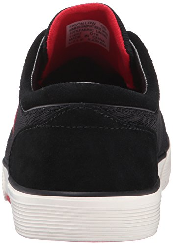 Polo Ralph Lauren Heren Faxon Laag Mesh Mode Sneaker Zwart
