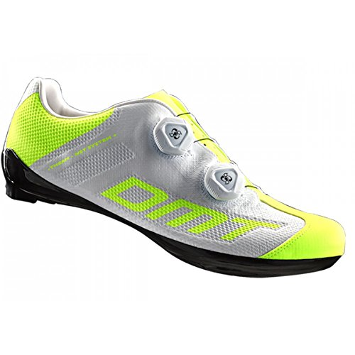 Zapatillas DMT R1 Summer blanco amarillo fluo TG. 44