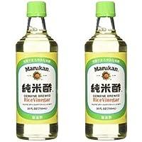 Marukan Rice Vinegar (Pack of 4)