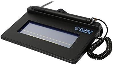 Topaz SigLite T-S460-HSB-R USB Signature Capture Pad