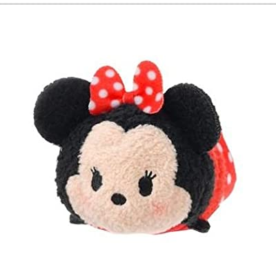 Tsum Tsum Plush Smartphone Cleaner Minnie Mouse Japan Import