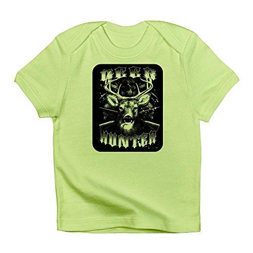 73d9b993b1ff Amazon.com: Royal Lion Infant T-Shirt Deer Hunter Buck Rack and Rifles:  Clothing