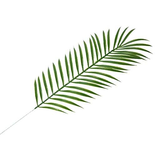 ne Branch Coconut Palm Leaf Artificial Plant Blogger Photo Prop - 3 ()