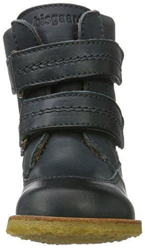 Bisgaard Unisex-Kinder Stiefel Schneestiefel Grün (609-2 Petrolio)