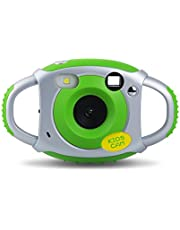"""Upgrow Kinder Digital Kamera 1.77"""" Bildschirm 5 Megapixel Kidizoom Mini Action Camcorder Digitalkamera, Spielzeug und Geschenk für Kinder (Blau)"""