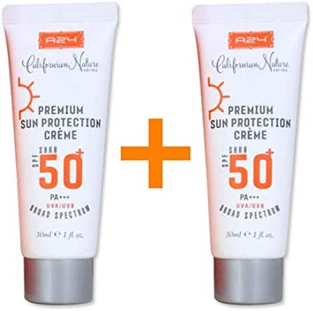 [1+1] A24 Premium Sun Protection Cream (30ml)