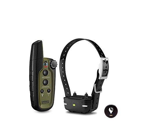 Garmin Sport PRO Bundle Dog Training Device and TrackR pixel Black