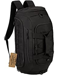 ArcEnCiel Men Tactical Military Molle Gym Bag Shoes Backpack