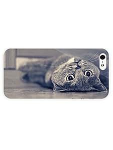 3d Full Wrap Case for iPhone 6 plus 5.5 Animal Adorable Cat6 plus 5.52