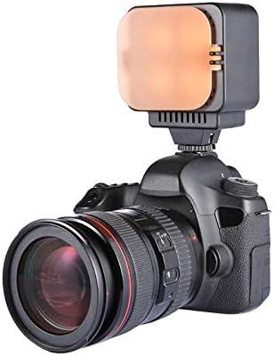 Blue-Ocean-11 LED Camera Phone Video Light Mini Portable Camera Video LED Light Dimmable LED Po Lighting on Camera Fill Light for DSLR