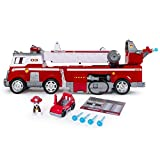 Paw Patrol Ultimate Rescue Fire Truck Extendable 2 ft. Tall Ladder Ages 3 up
