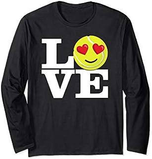 ⭐️⭐️⭐️ Love Tennis Long Sleeve  Tennis Player I Love Tennis Need Funny Tee Shirt Need Funny Short/Long Sleeve Shirt/Hoodie