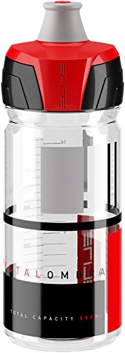 Elite 130150510 Crystal Ombra Clear , Red Graphic 750ml