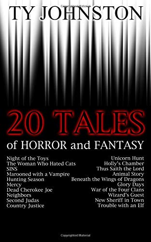 20 Tales of Horror and Fantasy pdf