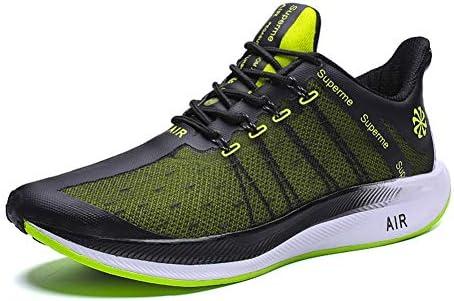 LZLHYH Zapatillas De Running para Hombre Adrenaline Fashion Versión Coreana Salvaje De The Trend of Sports Shoes College Sports Marathon Transpirable De Gran Tamaño,Verde,39: Amazon.es: Deportes y aire libre