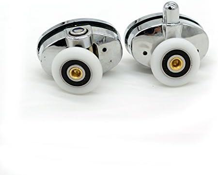Juego de 8 rodamientos con ruedas de 25 mm de diámetro para ...