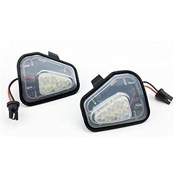 VW LED SMD Umfeldbeleuchtung Spiegel Umgebungslicht 601