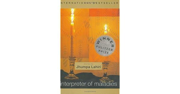 Interpreter of Maladies - Livros na Amazon Brasil- 0046442101363