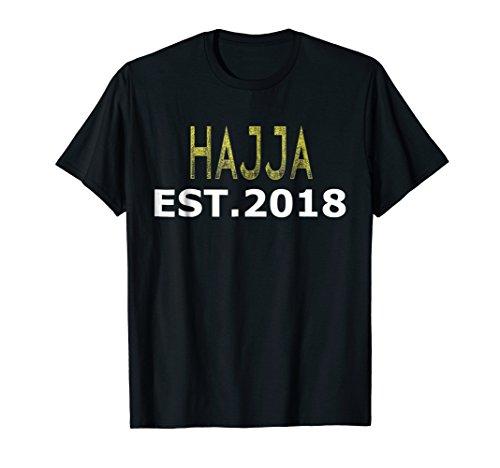 Hajj Gift Shirt Hajja 2018 New Hajji Umrah Ihram Ahram Tee