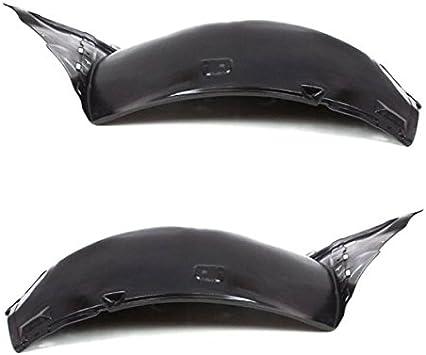 Passenger Side Fender Splash Shield For Infiniti G37 08-13 Plastic Front