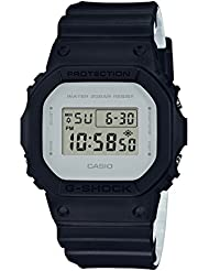 G-Shock Unisex DW-5600LCU-1CR Black Watch