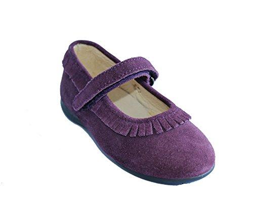 (Naturino 3174 Mary Jane (Toddler/Little Kid/Big Kid) (24 M EU /8-8.5 M US Toddler) Purple )