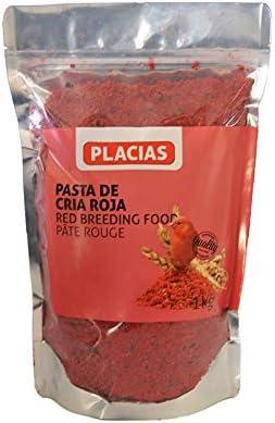 Placias Pasta Cria Roja 5kg