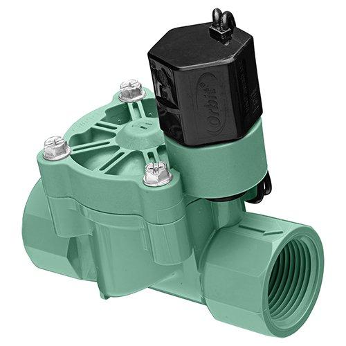 Orbit 3 Pack 3/4 Inch Sprinkler Valve - Female Threaded Automatic Inline Irrigation System - 57280 by Orbit