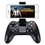 TOONEV Wireless Bluetooth Game Controller Gamepad Joystick for Android iOS iPhone iPod iPad Mobile Phone Tablet (8710)