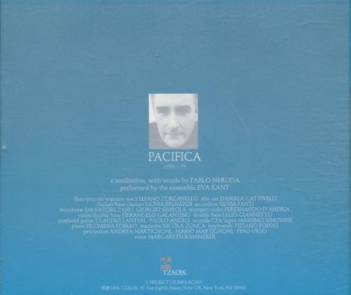 Pacifica by TZADIK RECORDS