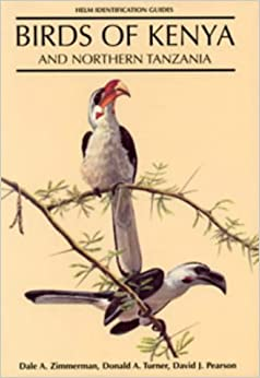 Book Birds of Kenya and Northern Tanzania (Helm Identification Guides)