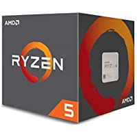 AMD Ryzen 5 1500X 3.5 GHz Quad-Core AM4 Desktop Processor + Gift for AMD Ryzen