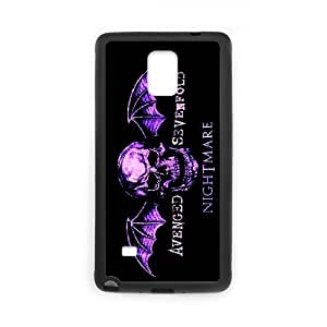 Classic Case Avenged Sevenfold pattern design For Samsung Galaxy Note 4 Phone Case