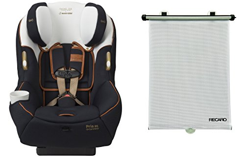 Maxi-Cosi Pria 85 Rachel Zoe Jet Set Special Edition Convertible Car Seat with BONUS Retractable Window Shade