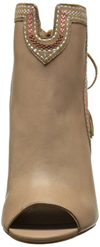 Cynthia Vincent Womens Note Dress Sandal Tan