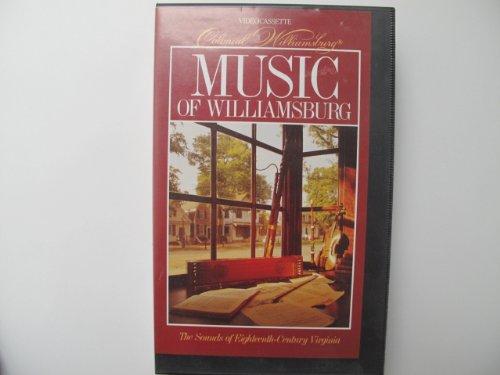 Music of Williamsburg: The Sounds of Eighteenth-Century Virginia - Virginia Williamsburg Mall