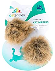 R2P Categories Cat Nippers Fur Ball Interactive Toy