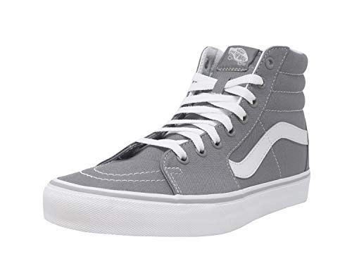 Top 10 best vans shoes men high tops grey: Which is the best one in 2020?
